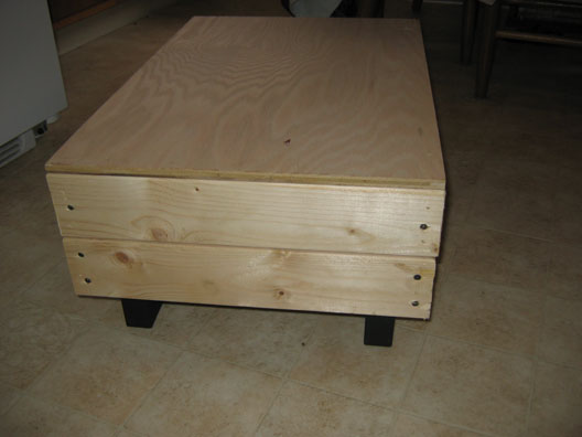 Wood Work Build Wood Ottoman Pdf Plans